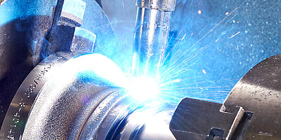 Modular welding system