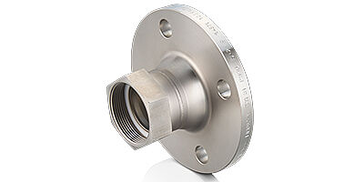 Screw flange sockets